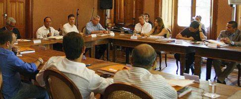 Prefeitos de cidades consorciadas ao Conleste se reúnem para buscar saídas da crise