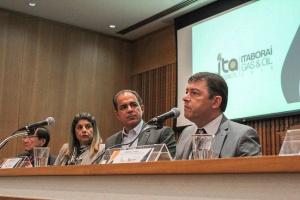 Conleste realiza a apresentação oficial da I Ita Gas&Oil no Palácio da Guanabara
