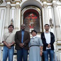 Projeto Conhecendo o Conleste tem sua primeira ação em visita do Governo do Estado a dois pontos turísticos religiosos de Itaboraí