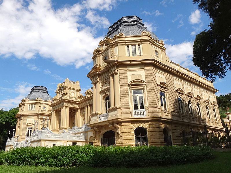 Agroleste no Palácio Guanabara
