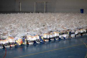 Coronavírus: Conleste distribui 7,5 mil cestas básicas  e 30 mil máscaras