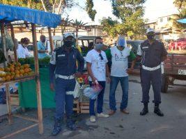 Coronavírus: Projeto Faceshield NF garante proteção aos agricultores e servidores públicos