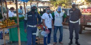 Faceshield; Escudos faciais aos agricultores; Escudo facial feirante; Escudo facial agricultor; Coronavírus; Conleste