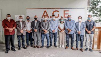 A.G.E. Define nova presidência